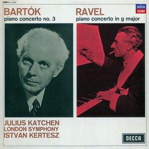 Image for 'Bartok: Piano Concerto No.3 / Ravel: Piano Concerto in G major'