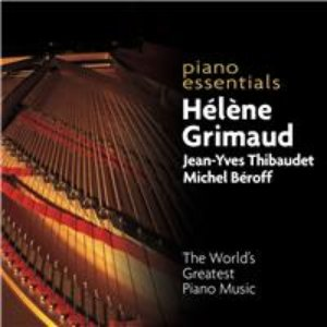 Image for 'Piano Essentials - The World's Greatest Piano Music'