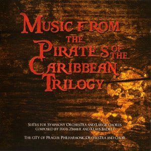 Image for 'Music from The Pirates of The Caribbean Trilogy'
