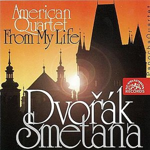 Image for 'Smetana/Dvořák: American Quartet - From My Life'