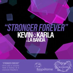 Image for 'Single - Stronger Forever'