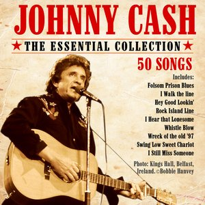 Image for 'Essential Johnny Cash'