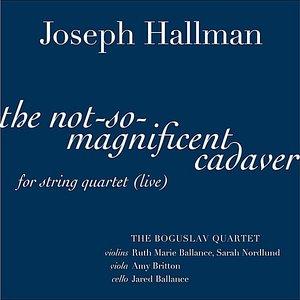Immagine per 'The Not-So-Magnificent Cadaver For String Quartet - Single'