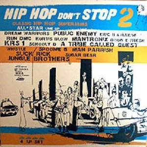 Image for 'Hip Hop Don t Stop'