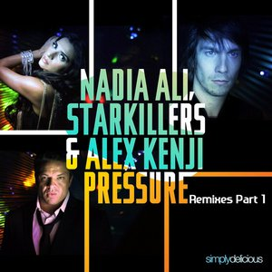 Image for 'Pressure (Remixes Part 1)'