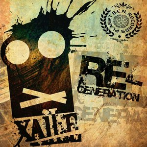 Image for 'Re-Generation - EP'