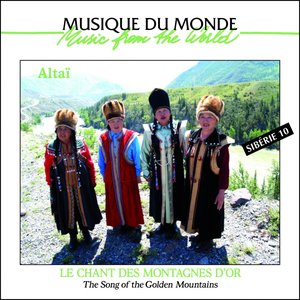 Image pour 'Sibérie 10 : le chant des montagnes d'or (The Song of the Golden Mountains)'
