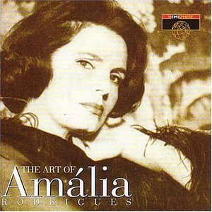 Image for 'The Art Of Amália Rodrigues'