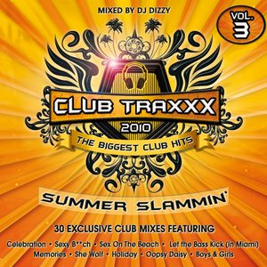 Image for 'Club Traxxx Summer Slammin', Vol. 3'