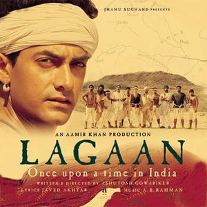 Image for 'Lagaan (Original Motion Picture Soundtrack)'