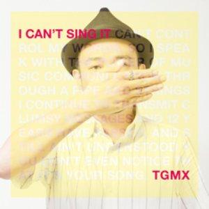 Bild für 'I CAN'T SING IT'