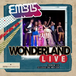 Image for 'Wonderland Live'