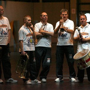 Image for 'England Supporters Band'