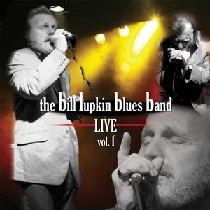 Image pour 'The Bill Lupkin Blues Band Live, Vol. I'