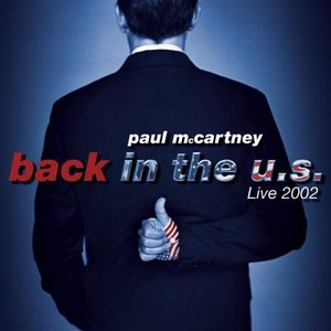 Image for 'Back in the U.S. Live 2002'