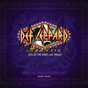 Image for 'Viva! Hysteria: Live At The Joint, Las Vegas'