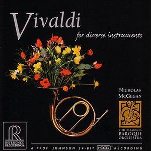Image for 'Vivaldi For Diverse Instruments'