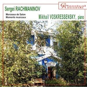 Image for 'Sergei Rachmaninov. Morceaux de Salon. Moments Musicaux'