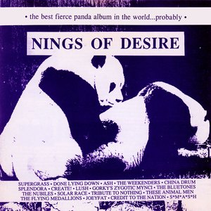 Image for 'Nings Of Desire'