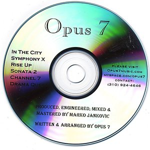 Image for 'Opus 7'