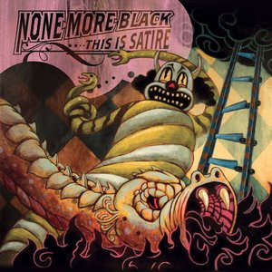 Image for 'None More Black - This is Satire'