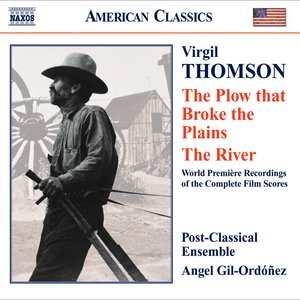 Image for 'Thomson, V.: Plow That Broke the Plains (The) / the River'