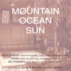 Image for 'mountain ocean sun'