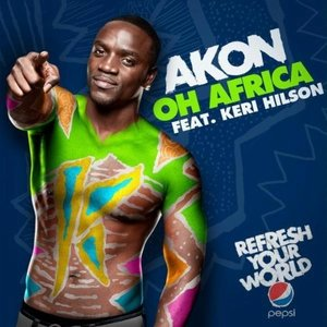Image for 'Akon feat. Keri Hilson'