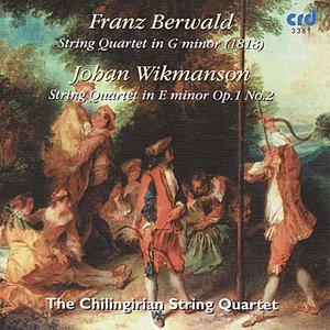 """""""Berwald, String Quartet in G minor: Scherzo - Allegro""""的封面"""