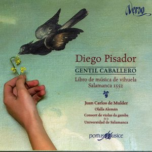 Image for 'Diego Pisador: Gentil Caballero'