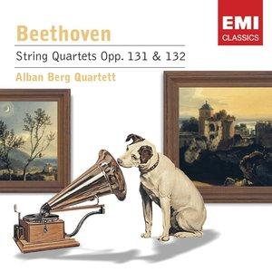 Image for 'Beethoven: String Quartets 14 & 15'