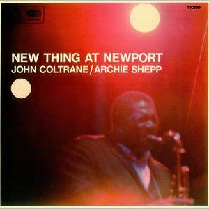 Image for 'John Coltrane & Archie Shepp'