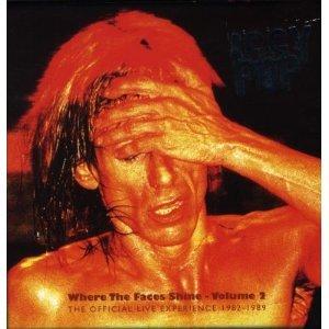 Imagen de 'Where the Faces Shine, Vol. 2 - The Official Live Experience 1982-1989'