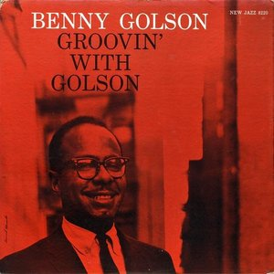 Image for 'Groovin' With Golson'