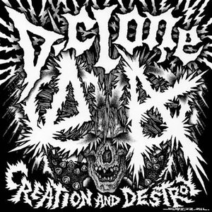 Image for 'CREATION AND DESTROY'