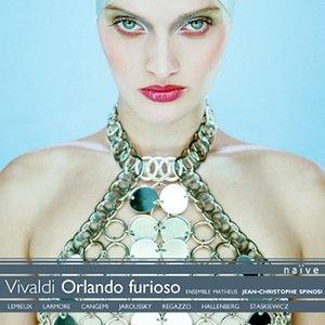 Image for 'Vivaldi: Orlando Furioso'