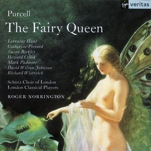 Image pour 'Purcell - The Fairy Queen'