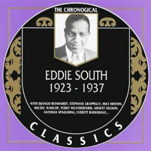 Image for 'The Chronological Classics: Eddie South 1923-1937'