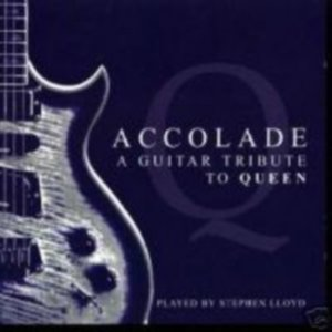 Image for 'Accolade - A Guitar Tribute to Queen'