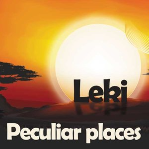 Image for 'Peculiar Places'