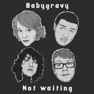 Image for 'Not Waiting Single + Hot Night B-side'