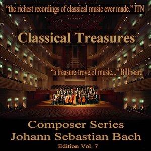 Image for 'Classical Tresures Composer Series: Johann Sebastian Bach, Vol. 7'