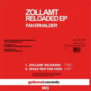 Image for 'Zollamt Reloaded EP'