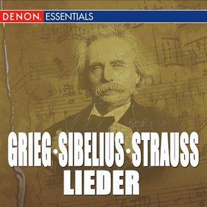 Image for 'Grieg - Sibelius - Strauss: Lieder'
