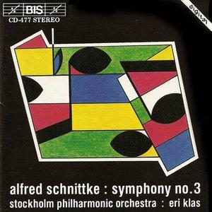 Image for 'Symphony No. 3 (Stockholm Philharmonic Orchestra feat. conductor: Eri Klas)'