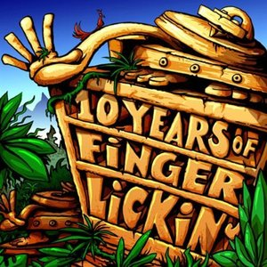 Image for '10 Years of Finger Lickin''