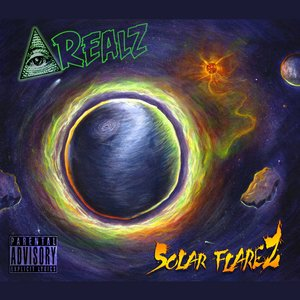 Image for 'Solar Flarez'
