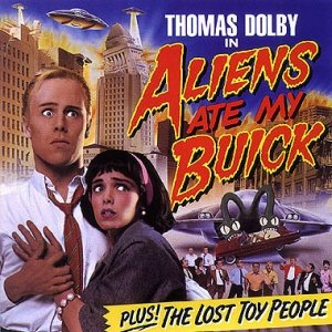 Image for 'Aliens Ate My Buick'