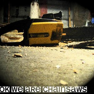 Image for 'It's Ok, We're Chainsaws'