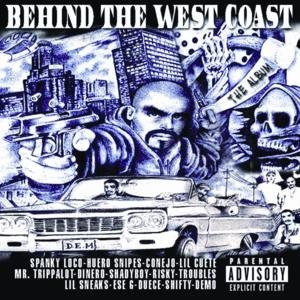 Bild für 'Behind The West Coast (Explicit)'